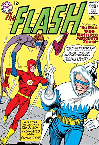 The Flash (1959-1985) #134 (English Edition) eBook: John Broome ...