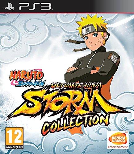 NARUTO SHIPP ULTIM NINJA STORM COLLEC PS3 FR - Ps3 Naruto Ninja Ultimate