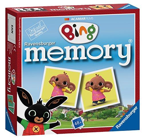 Ravensburger 21247Bing Bunny Mini Memory