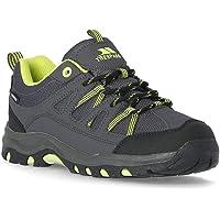 Trespass Gillon Low Cut Sneaker, Carbon Kiwi, 2 UK