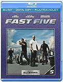 Fast Five (Blu-ray + Digital Copy + UltraViolet + Furious 7 Fandango Cash Version)