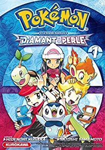 Pokémon Diamant et Perle / Platine Edition simple Tome 1