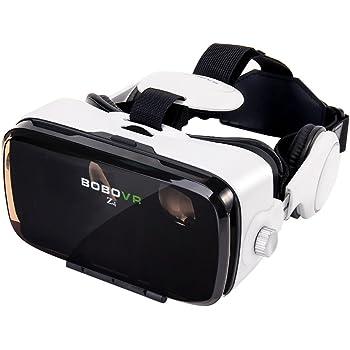 BOBOVR Z4 Occhiali Visore VR 3D 120 ° Realtà Virtuale Xiaozhai Auricolare Virtuale Videogioco film 3D Teatro privato con cuffia per Samsung S8 / S8 Plus 4.0 - 6.0 pollici Android IOS Smartphone