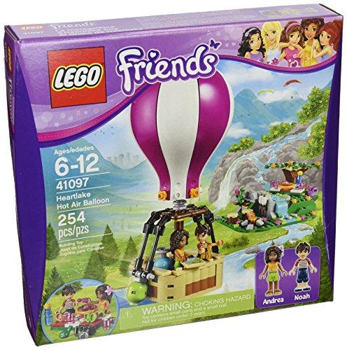 Lego friends : heartlake hot air balloon (41097) by USA