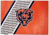 NFL Chicago Bears Glass Cutting Board