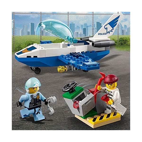 LEGO City - Pattugliamento della Polizia aerea, 60206 5 spesavip