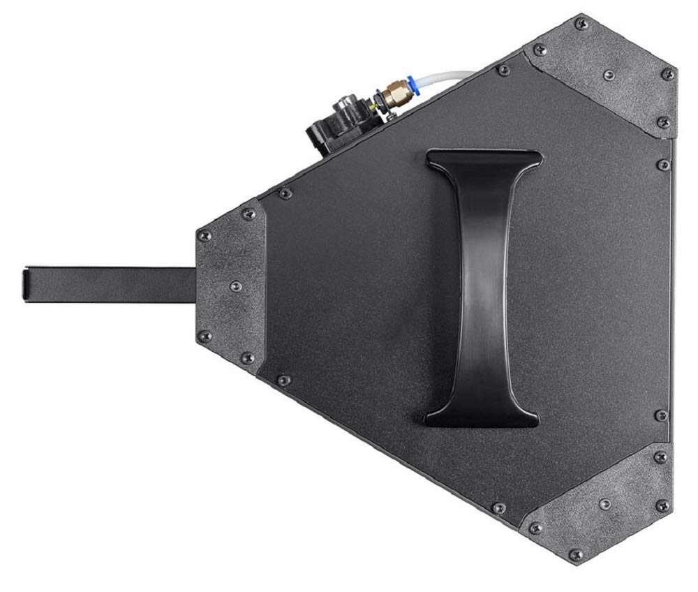 Monoprice Mini Delta 3d impresora calefactables Build Plate montado con micro SD con europeo tipo F Power Plug–124168