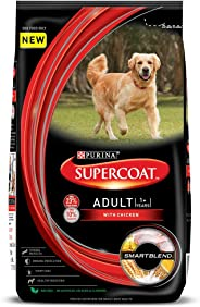 PURINA SUPERCOAT Adult Dry Dog Food  - 2kg Pack