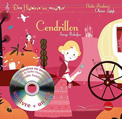 Cendrillon (1CD audio) par Serge Prokofieff, Elodie Fondacci