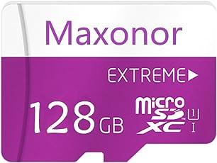 Maxonor micro SDHC da GB con adattatore SD standard 128 GB