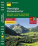 ADAC Wanderführer Oberallgäu Kleinwalsertal inklusive Gratis Tour App: Oberstaufen Sonthofen Bad Hindelang Oberstdorf Mittelberg