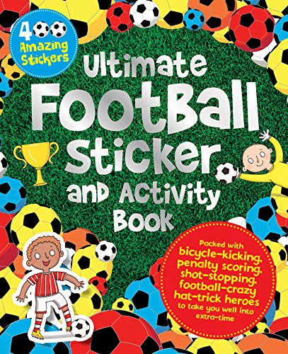 My Giant Football Sticker and Activity Book