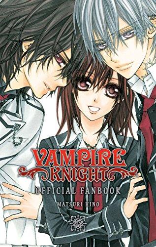 VAMPIRE KNIGHT OFFICIAL FANBOOK TP: 1 por Matsuri Hino