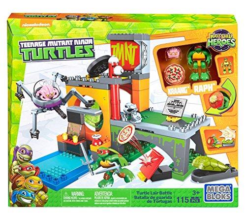 Tortugas Ninja - Guarida