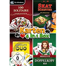 Karten - 4in1 Box - [PC]