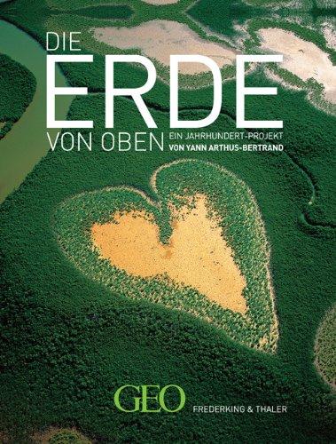 Buchseite und Rezensionen zu 'Die Erde von oben' von Yann Arthus-Bertrand