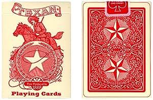 Jeu Bicycle Texan (US Playing Card Company)