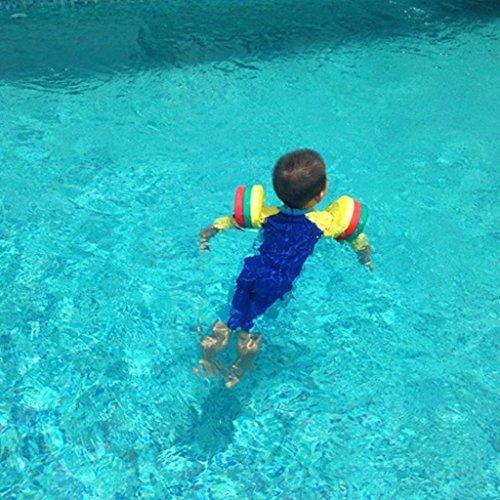 Skysper 8pcs manguitos de nataci n para ni os flotador for Manguitos piscina