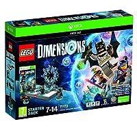 Warner Lego Dimensions - Starter PackWarner Sw X360 603364 Lego Dimensions-Starter PSpecifiche:PiattaformaX360GenereAzione AvventuraClassificazione PEGI7+Game EditionWarner Bros
