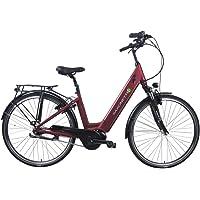 SAXONETTE Premium Plus   SFM Mittelmotor   E-Bike   Pedelec   8-Gang Nabenschaltung   504 Wh