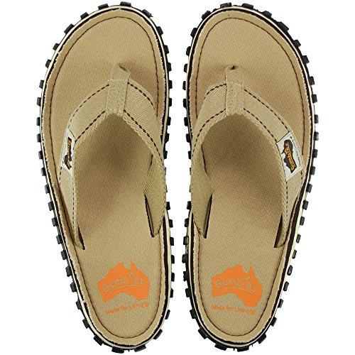 Gumbies Islander Sandale Sand