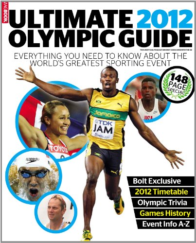 Ultimate 2012 Olympic Guide por Stuart Messham
