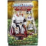 Masters of the Universe Classics Actionfigur: General Sundar