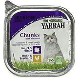 Yarrah Bio Chunks Huhn und Truthahn, 100 g
