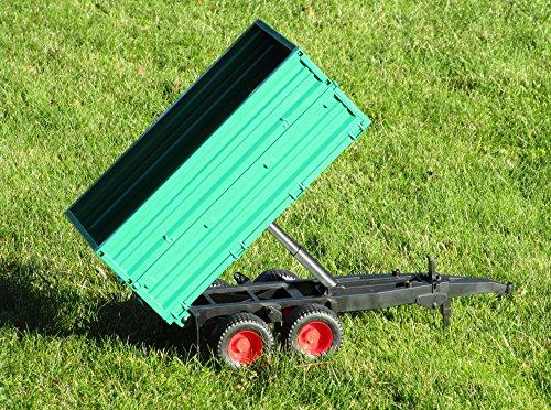 RC Auto kaufen Traktor Bild 3: RC Traktor Fendt 1050 Vario mit Bordwandanhänger -ca 80 cm 1:16