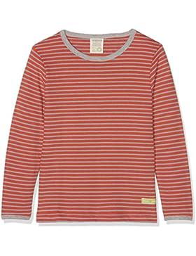 loud + proud Mädchen Langarmshirt Shirt Ringel