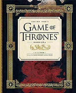 Inside HBO's Game of Thrones II: Seasons 3 & 4 (1473206189) | Amazon price tracker / tracking, Amazon price history charts, Amazon price watches, Amazon price drop alerts