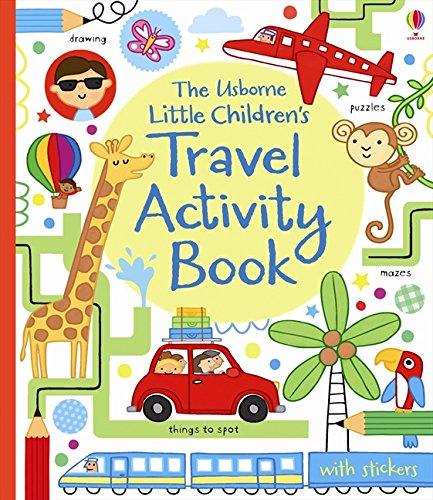 Little Children's Travel Activity Book (Activity Books)