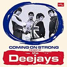 Coming on Strong-the Best of the Deejays