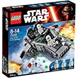 LEGO Star Wars - Snowspeeder, multicolor (75100)