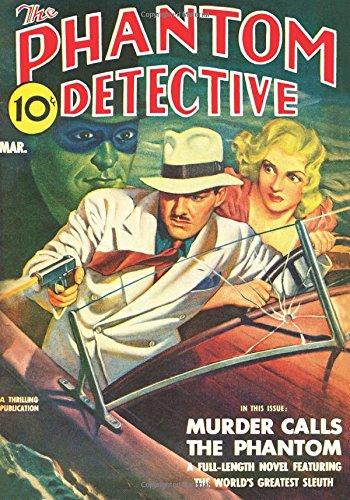 Phantom Detective - 03/41: Adventure House Presents: