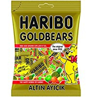 Haribo Jelly Candy Mini Gold Bears Maxi Bag, 200G