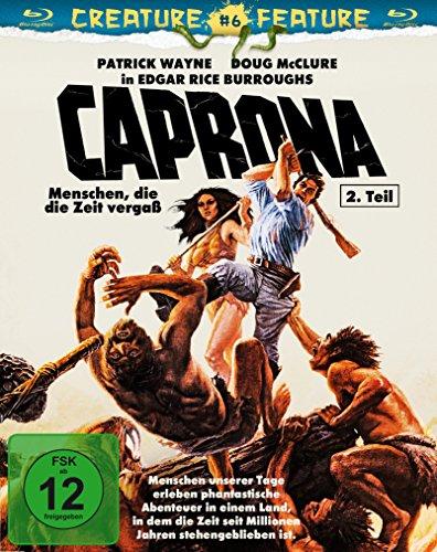 Caprona 2 - Menschen, die die Zeit vergaß [Blu-ray]