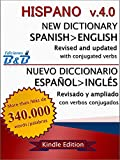 Image de New Dictionary HISPANO Spanish-English v.4.0 (version 2015) (English Edition)