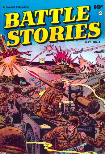 Battle Stories volume 3 comic book: Illustrated (English Edition)