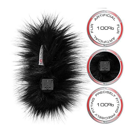 Gutmann-Mikrofon-Windschutz-fr-Sony-ECM-GZ1M