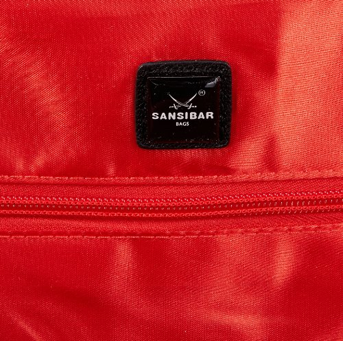 Sansibar  Arnon,  Borsa a spalla donna Rosso (Rot (tomato))
