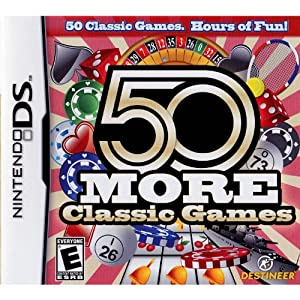 50 More Classic Games – Nintendo DS by Destineer