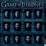 Game of Thrones 2018 Wall Calendar