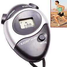 Eventivation Kadio Kd-1069 Track Running Handheld Lcd Digital Professional Timer Sports Stopwatch Watch