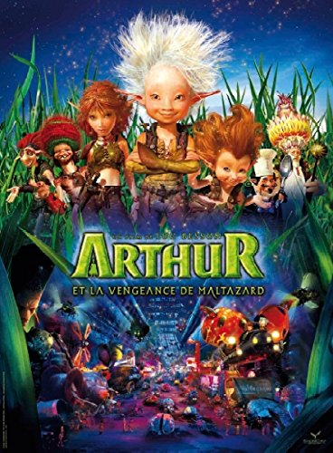Arthur et la vengeance de Maltazard - Edition simple [Import italien]