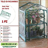 Verdemax 2491 Spare Sheet for 2 Shelves Azalea Greenhouse
