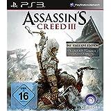 Assassin's Creed 3 - Bonus Edition (100% uncut) - [PlayStation 3]