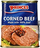 Princes Corned Beef 340 g (Pack of 6)