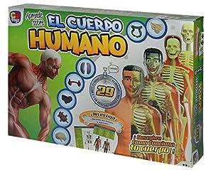 ColorBaby Juego Educativo el Cuerpo Humano (43552.0)