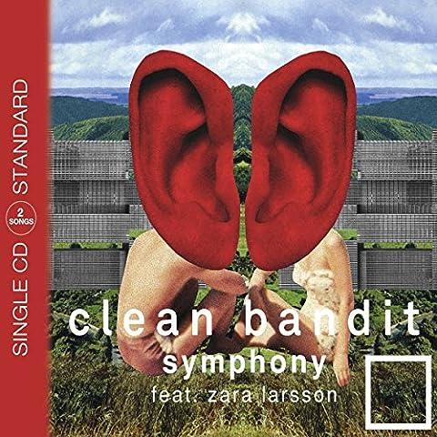 Symphony feat. Zara Larsson. Single CD Standard